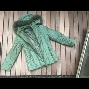 NANJREN | Green Winter Duck Down Jacket